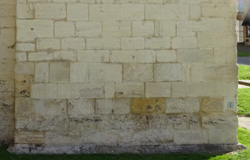west wall, transept, Cathedral