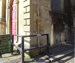 Baptist Church, Northgate St