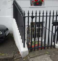 Steps, Royal  Crescent